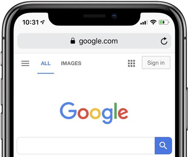 Pour être le moteur de recherche par défaut sur iPhone et iPad : près de 8 milliards d'euros payés par Google ? 1