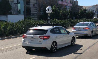 Refonte de l'appli Plans, Apple fait tourner de nouvelles voitures équipées de caméra 360 17