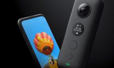 Insta360 ONE X : la nouvelle caméra 360 connectée iPhone 17