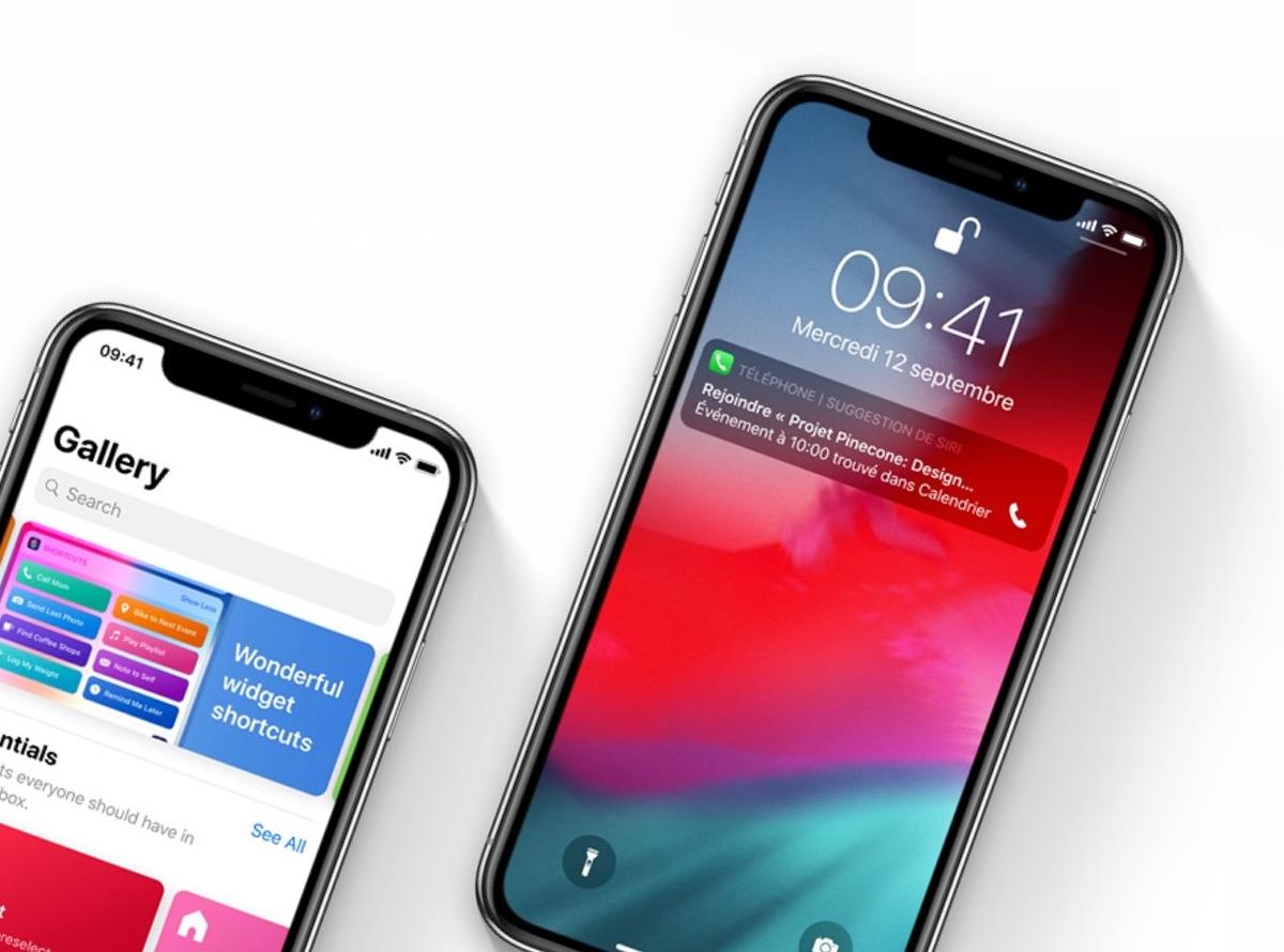 Apple sort une beta 2 de iOS 12.1.3 (avec beta TvOS 12.1.2) à destination des développeurs : on vous explique  ! 1