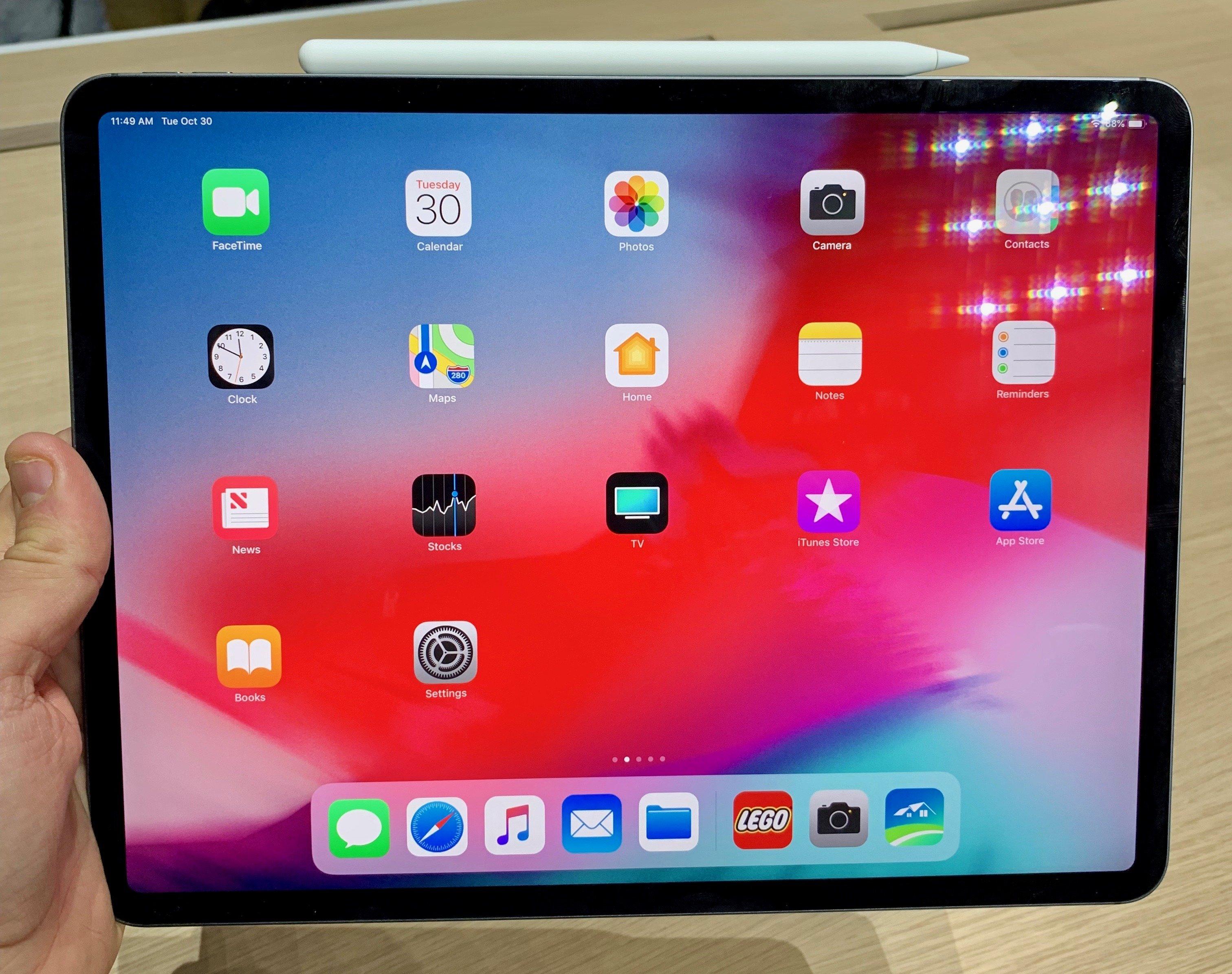 Nouvelle techno micro-LED à venir dans plusieurs produits Apple 1
