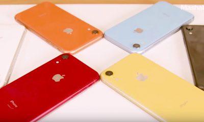 Avant les pré-commandes iPhone XR : 6 vidéos de découverte et le store ferme ses portes 29