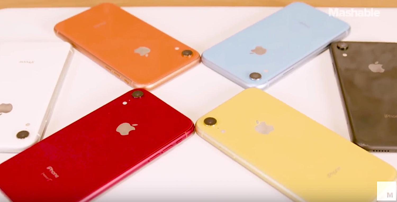 Avant les pré-commandes iPhone XR : 6 vidéos de découverte et le store ferme ses portes 1