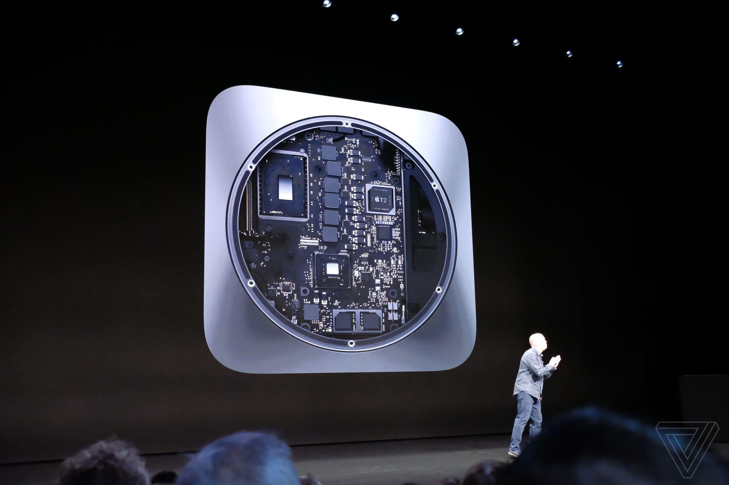 Keynote octobre Apple