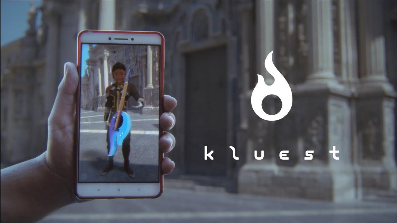 Avec le jeu AR Kluest, chacun va pouvoir tenter d'inventer le prochain Pokémon GO (vidéo) 1
