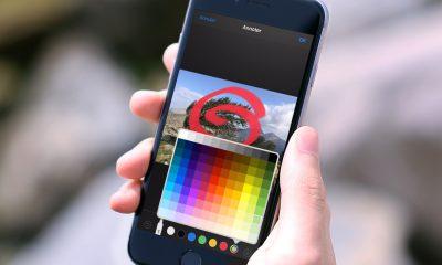 En pratique : les nouveaux outils d'édition photo d'iOS 12 13
