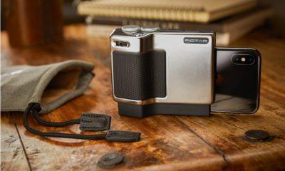 Réglages, déclencheur et fonctions avancées pour la photo iPhone avec le nouveau Pictar, toujours à ultrason ! 2