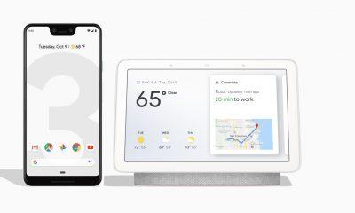 """Google officialise ses """"Pixel 3"""" et d'autres nouveautés 1"""
