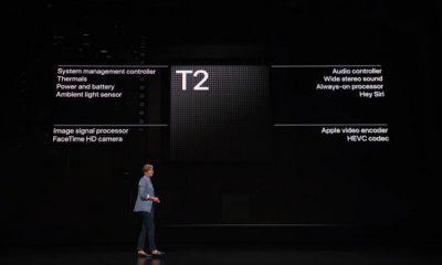 Le nouveau MacBook Air s'assure de la coupure effective du micro grâce à sa puce T2 11