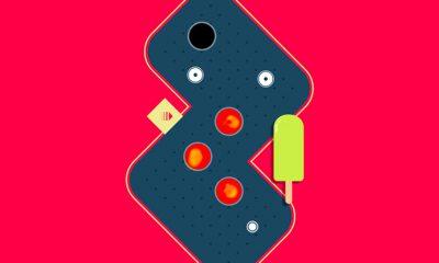 Mélange de curling, mini-golf et de billard pour le très réussi Smash Puck, nouveauté iPhone, iPad 39