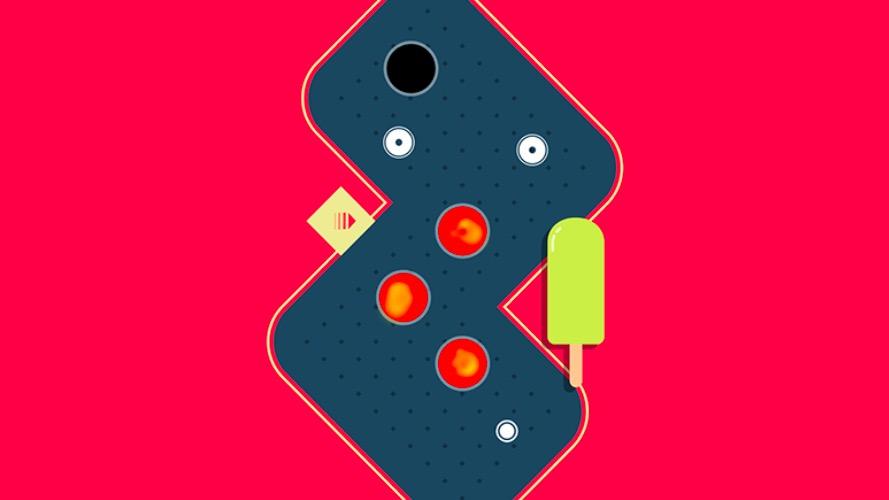 Mélange de curling, mini-golf et de billard pour le très réussi Smash Puck, nouveauté iPhone, iPad 1