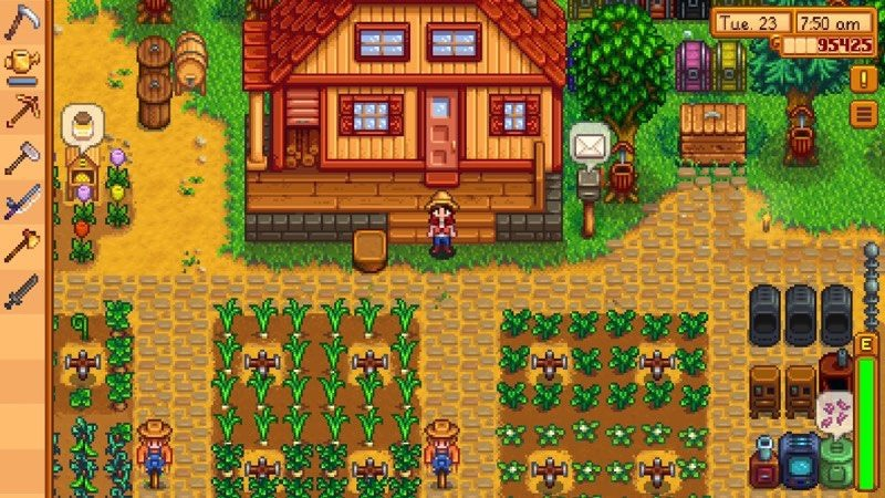 Stardew Valley, une perle du jeu indé PC et consoles arrive sur smartphone, précommande ouverte sur iPhone et iPad 1