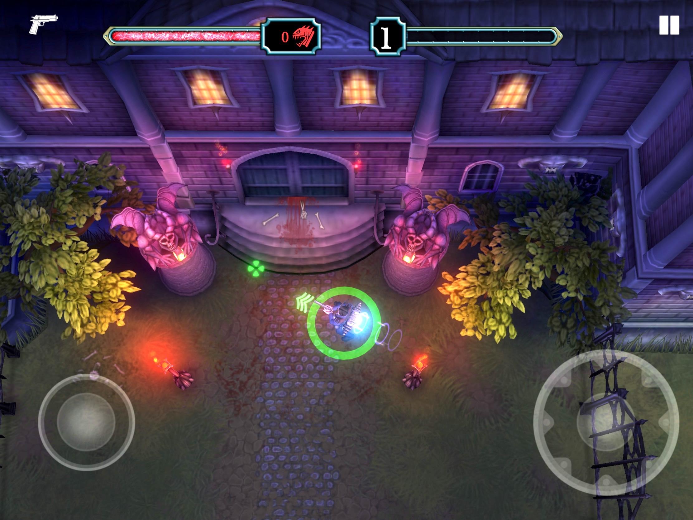 Retour en grâce du shoot'em up sur iPhone et iPad avec le nouveau Tesla vs Lovecraft 1