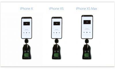 Le volume sonore des iPhone XS a-t-il augmenté ? Le test en vidéo 15