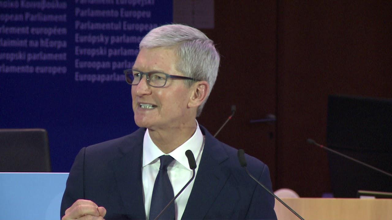 T. Cook : l'intransigeance d'Apple sur la sécurité des données, clé pour le domaine de la santé 1