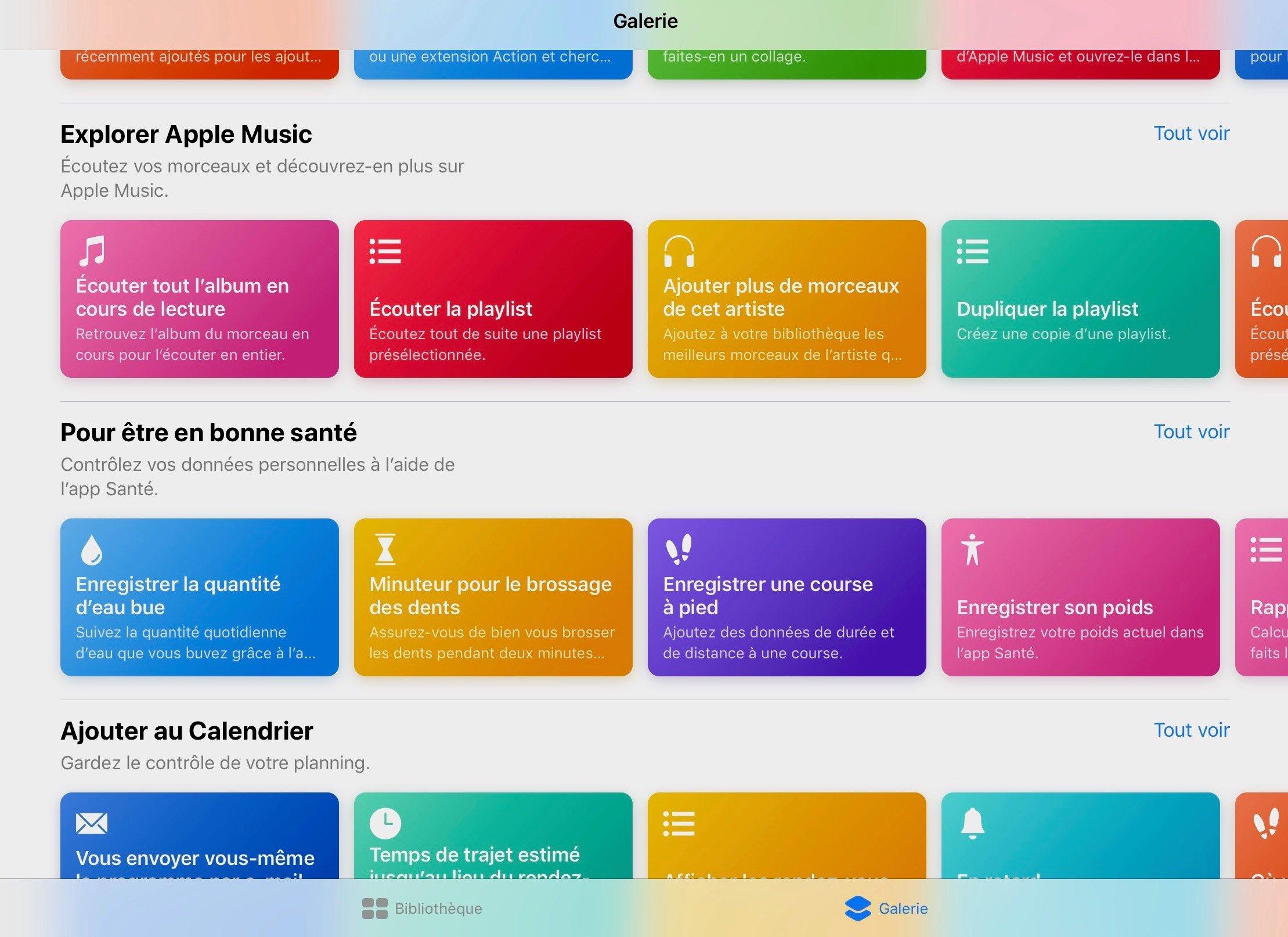 Où trouver et télécharger de nouveaux raccourcis iOS ? - Màj 1