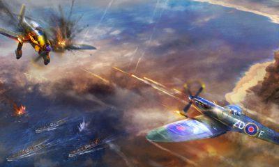 """""""Warplanes: WW2 Dogfight"""" : devenez un as du pilotage et des combats aériens sur iPhone et iPad 33"""