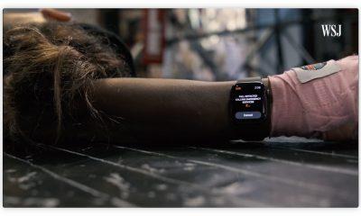 Apple Watch Series 4 : la détection de chutes testée par une cascadeuse professionnelle (vidéo) 5