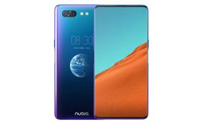 Pour un smartphone 100% écran et éviter la découpe, Nubia adopte une solution originale 11