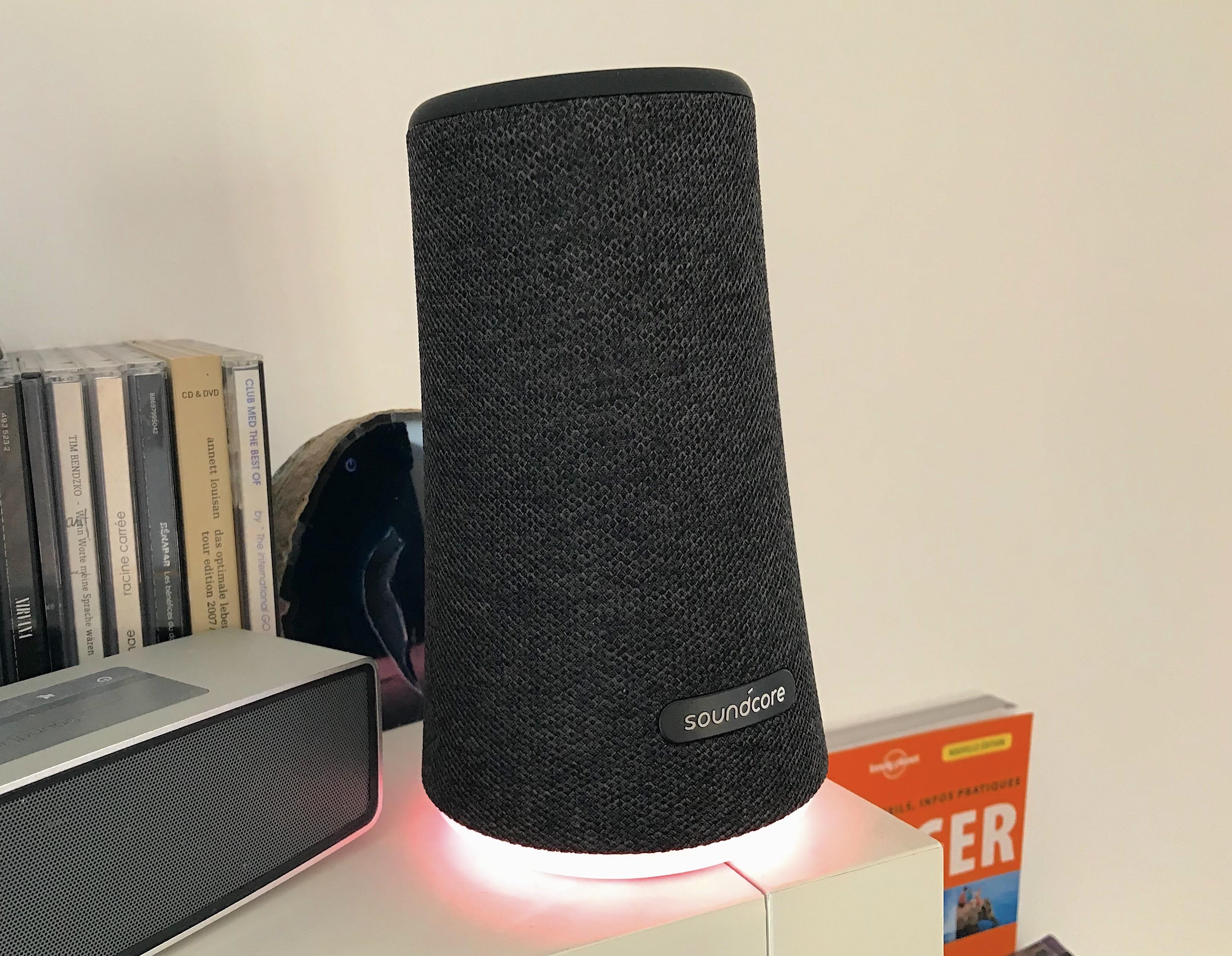 Test de l'enceinte nomade Anker Soundcore Flare+ : ambiance son et lumière (+code promo) 1