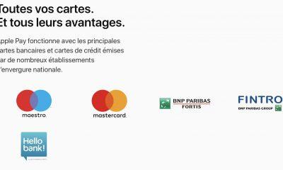 Le paiement par Apple Pay est désormais disponible en Belgique 21