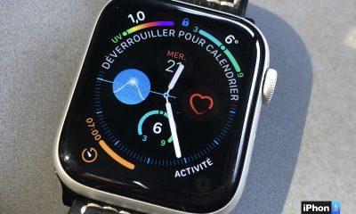 Pour certains, une Apple Watch Séries 3 passée en réparation revient ... en Séries 4 7