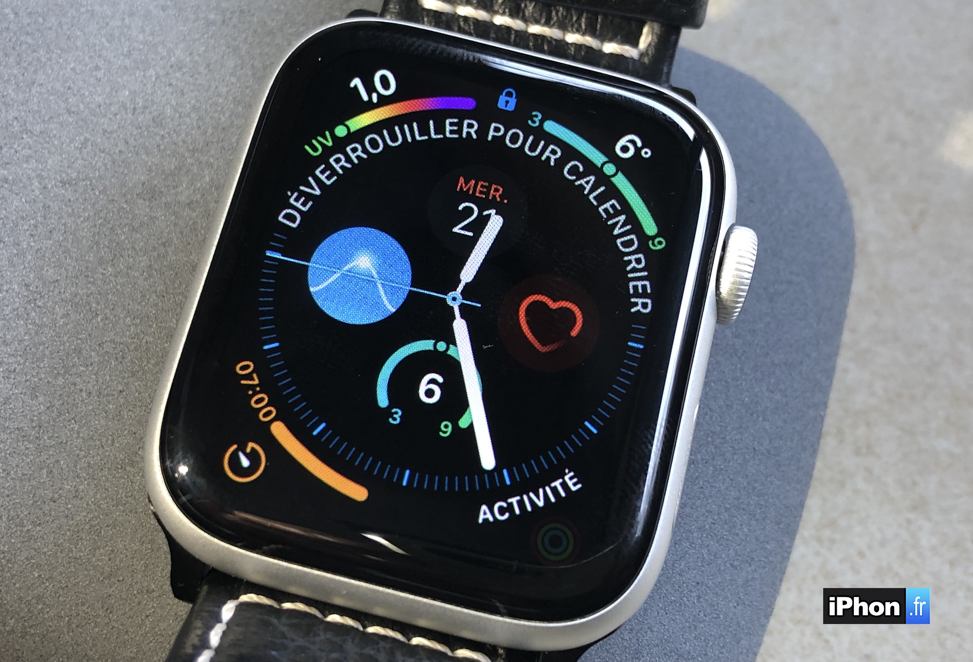 Apple imagine un iPhone et une Apple Watch renifleurs de gaz dangereux 1
