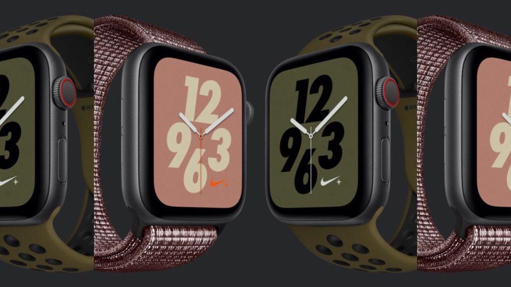 Trois nouveaux bracelets Nike pour Apple Watch, bientôt disponibles 1