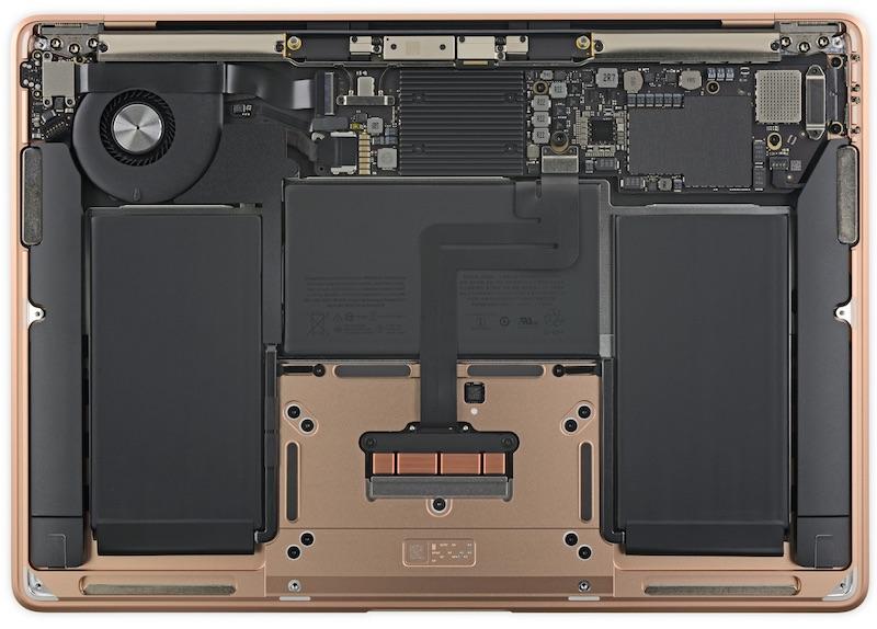 La puce T2 des nouveaux MacBook limiterait les possibilités de réparations tierces 1
