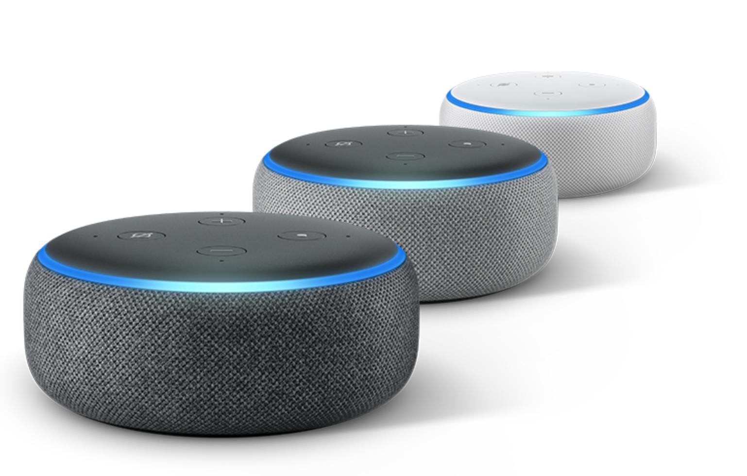 Apple Music disponible sur les enceintes connectées Echo de Amazon avant Noël 1