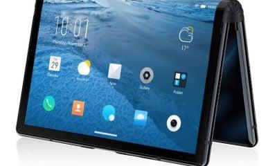 Avant la présentation du smartphone pliable de Samsung, un autre fabricant a déjà un modèle disponible (vidéo) 5