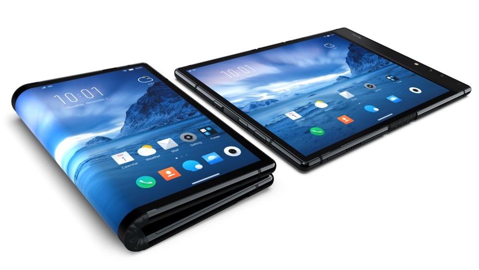Pliable, IA, multi-objectifs et autres nouveautés sur le marché des smartphones en 2019 1