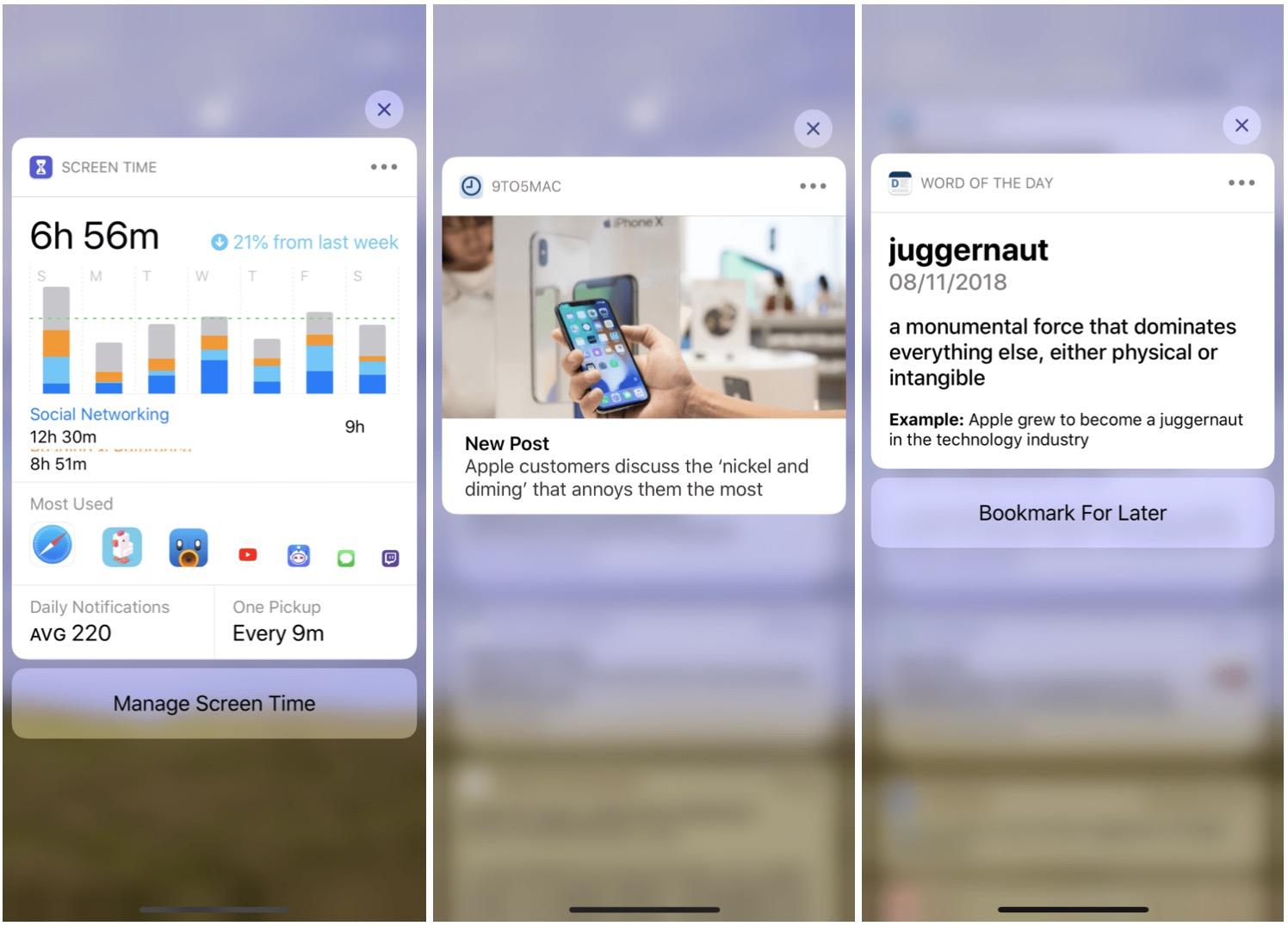 Le 3D Touch pourrait disparaitre de tous les nouveaux iPhone 2019 1