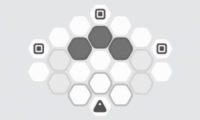 Soyez plus malins que l'I.A. dans le minimaliste Hexanome, un bon casse-tête iPhone, iPad 3