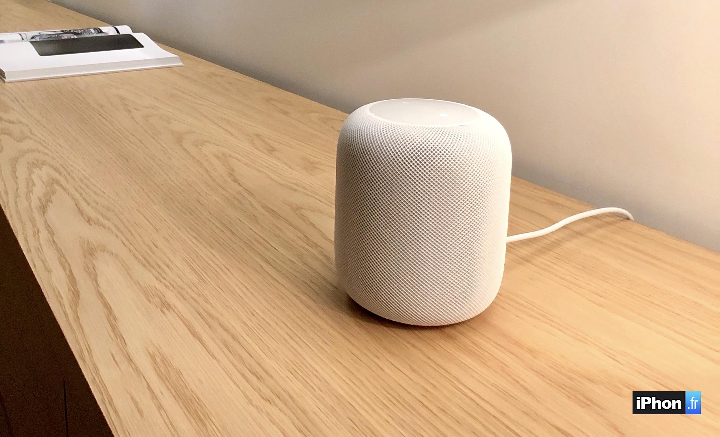 Homepod, l'enceinte Siri d'Apple arrive en Chine avant les Google Home et Amazon Echo 1