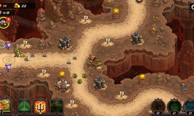 Test de Kingdom Rush Vengeance : plus beau, plus riche, plus profond, Tower Defense de l'année sur iPhone, iPad ? 37