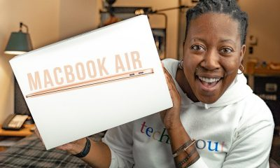 Envie de voir le nouveau MacBook Air de plus près ? 4 vidéos de déballage 33