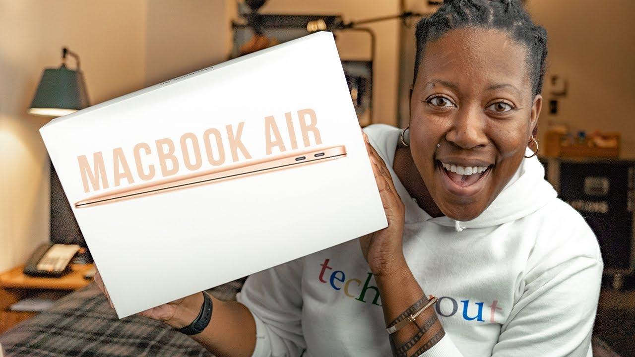 Envie de voir le nouveau MacBook Air de plus près ? 4 vidéos de déballage 1