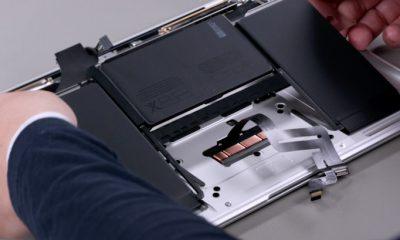 Le changement de batterie plus simple sur le nouveau MacBook Air Retina 33