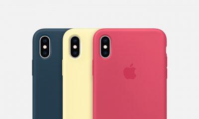 Apple sort de nouvelle coques iPhone XS et bracelets Watch assortis .... Rien pour l'iPhone XR 5