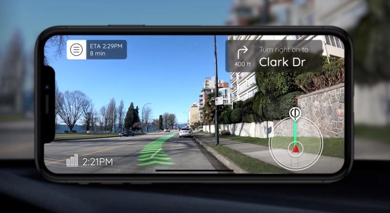 Vidéo : un GPS entièrement en Réalité Augmentée en préparation chez Phiar 1