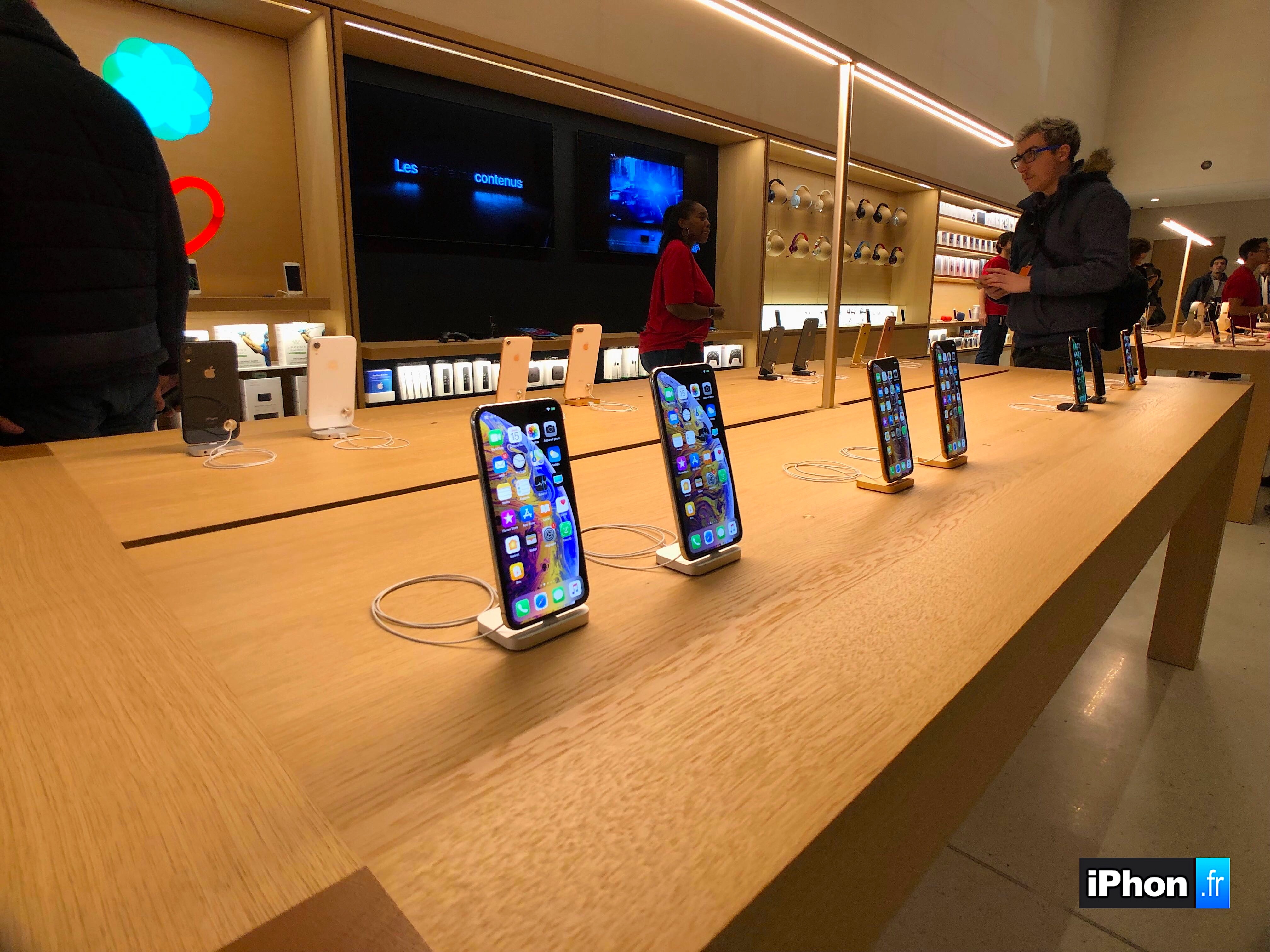 On garde nos iPhone de plus en plus longtemps : 4 ans désormais ? 1