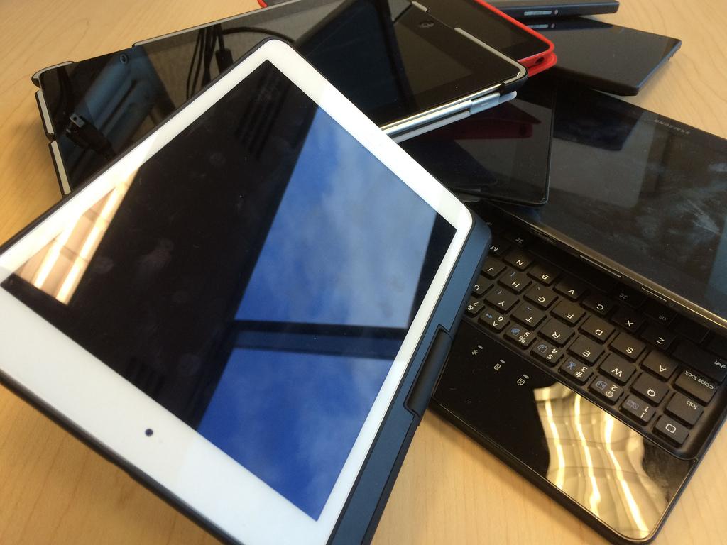Le marché des tablettes tactiles rebondit au 3ème trimestre 1