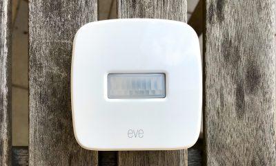Test du capteur Eve Motion : détecteur de présence et de mouvement compatible HomeKit/Siri 9