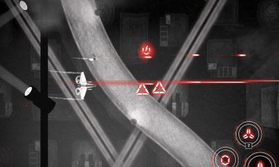 Test Heavy Drone : faites face aux vagues d'ennemis de ce nouveau shoot'em up 2D iPhone, iPad 39