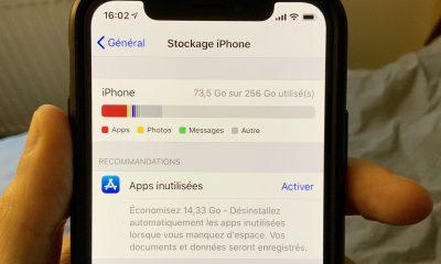 Pratique iPhone/iPad : comment nettoyer les fichiers «Autre» qui encombrent le stockage 13
