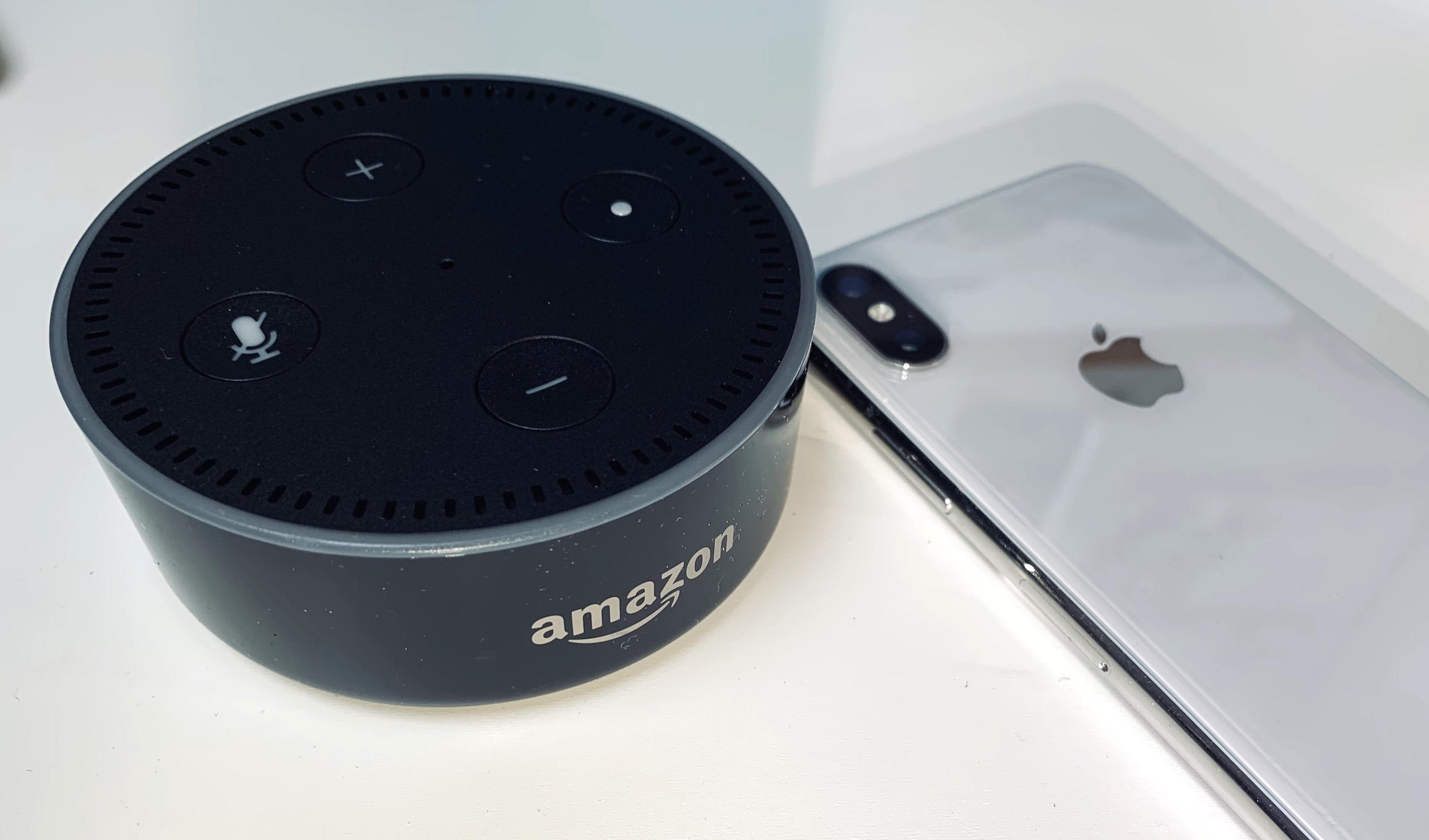 Les enceintes actives Amazon Echo se transforment en chien de garde connecté 1