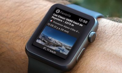 Les webcams du monde entier à portée d'Apple Watch et d'iPhone avec LandWebCams (10 licences à gagner !) 13