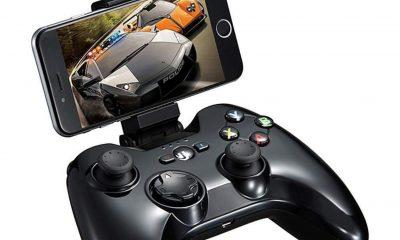 (En promo flash) Test lecteur : photos et avis sur la manette PXN-6603 pour iPhone et iPad (certifiée MFi) 8