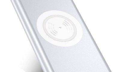 Promo flash : batterie avec recharge sans-fil, entrée lightning et USB-C à -30% 17